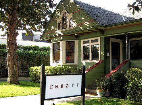 Chez TJ exterior